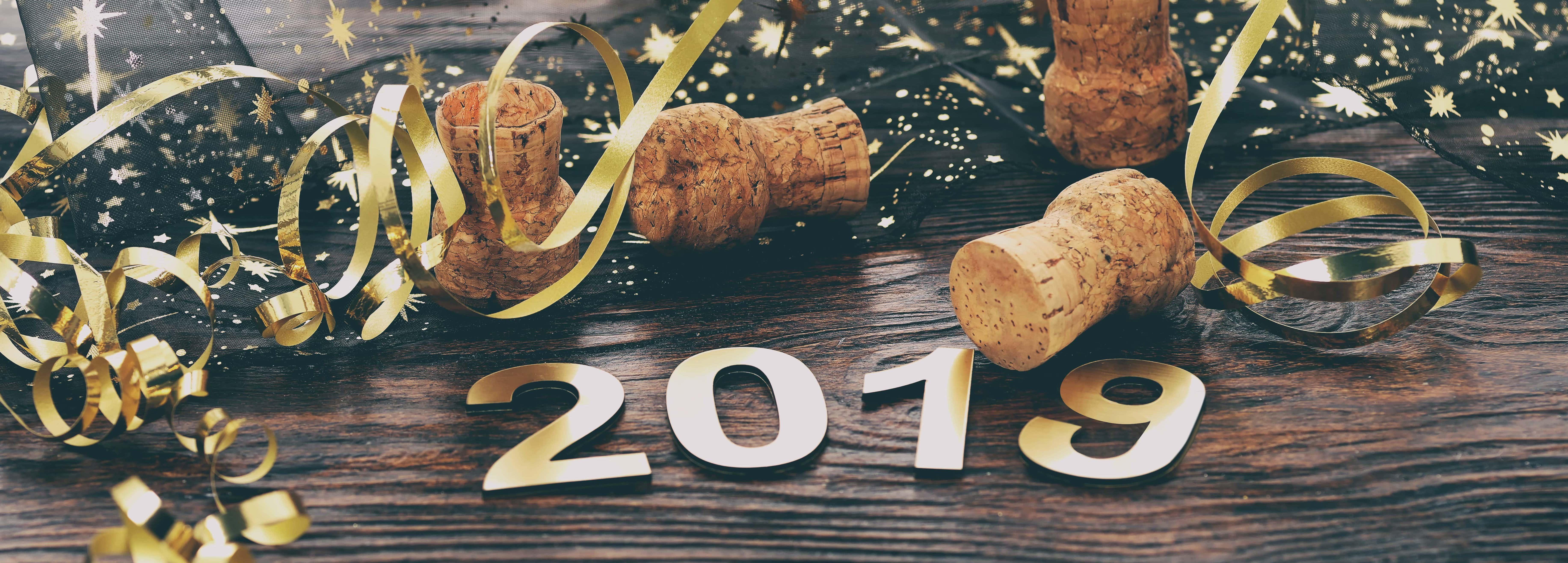 Nieuwjaar in de belgische Ardennen vieren